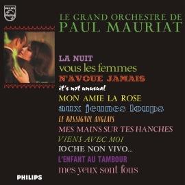 Альбом Поля Мориа (Paul Mauriat) — Первый альбом (Album No 1)