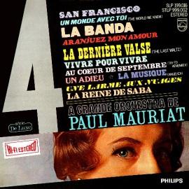 Альбом Поля Мориа (Paul Mauriat) — Четвертый альбом (Album No 4)