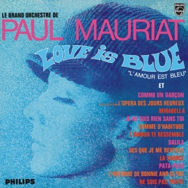 Paul Mauriat — Love is Blue album