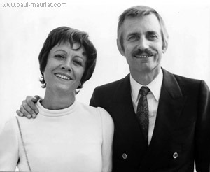 Irene and Paul Mauriat